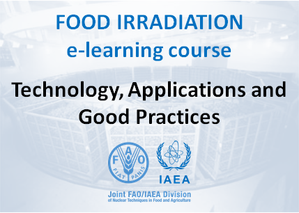 Food Irradiation e-learning